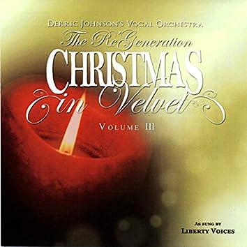 A Cappella Christmas in Velvet, Vol. 3