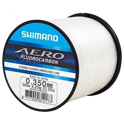 Shimano Aero Fluorocarbon 500m - 0,350mm- 9,2 kg