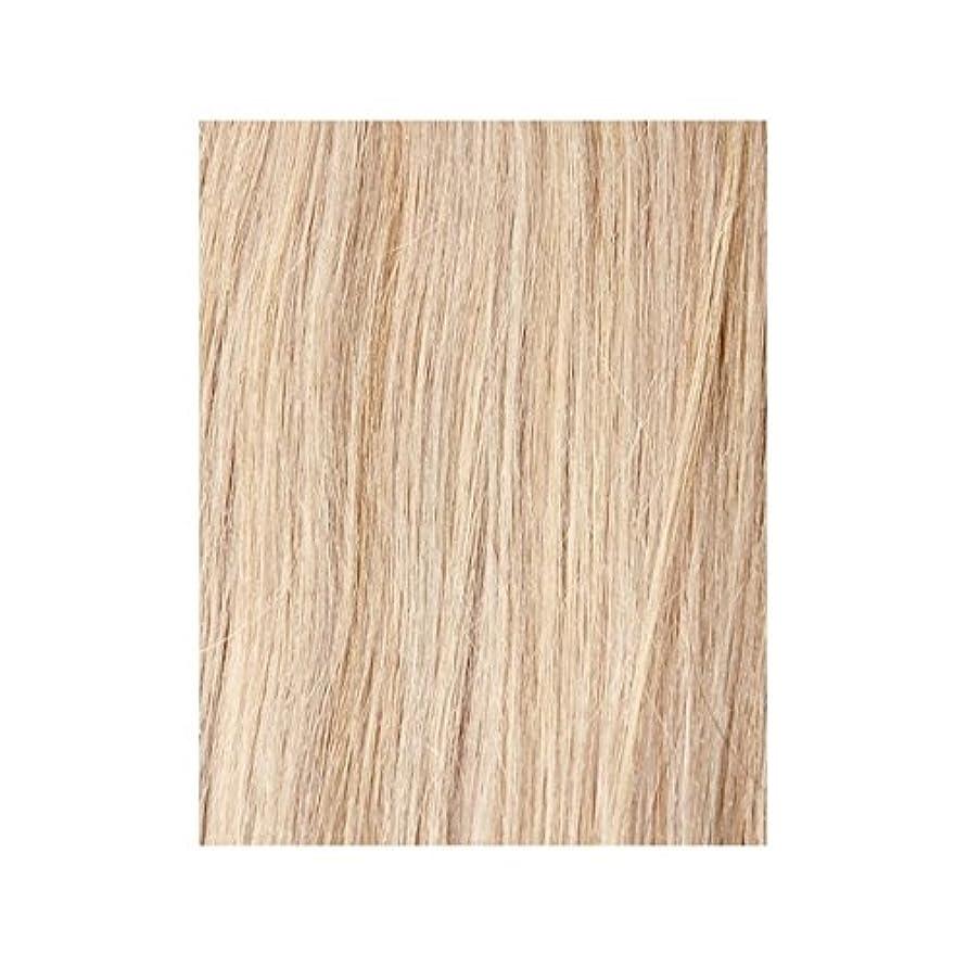優雅過激派日曜日ヴィンテージブロンド60 - 美しさは、100%レミーの色見本ヘアエクステンションの作品 x2 - Beauty Works 100% Remy Colour Swatch Hair Extension - Vintage Blonde 60 (Pack of 2) [並行輸入品]