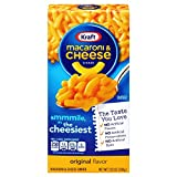 Kraft Original Flavor Macaroni & Cheese (7.25oz Boxes, Pack of 35)