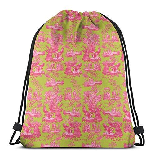 Yuanmeiju School Kordelzug Rucksack,Men Women Sporttasche,Sport Casual Daypack,Kids Benched Bag,The Little Polar Bear 3D Print String Bag Sackpack Cinch Tote Bags