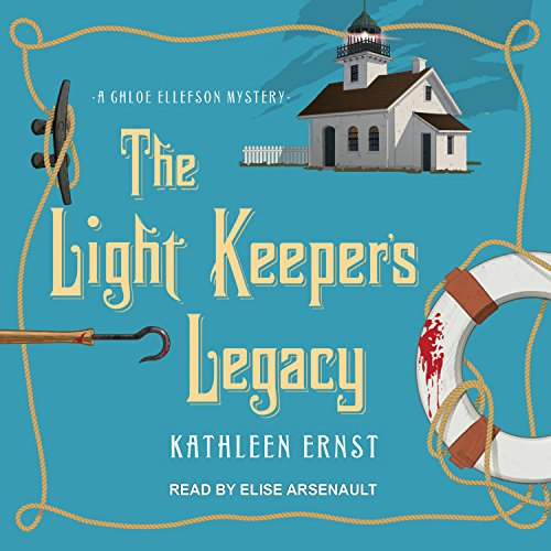 The Light Keeper's Legacy audiobook cover art