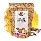 Natur Tapiokastärke 250g / Glutenfrei / fein gemahlen und geschmacksneutral / ideal Backen Kochen / Abbinden...