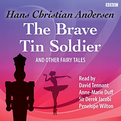 『The Brave Tin Soldier and Other Fairy Tales』のカバーアート