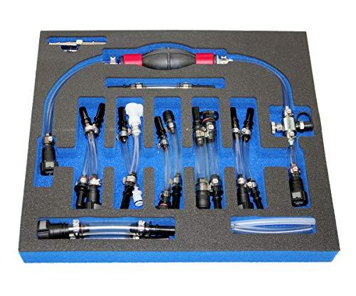 ROTOOLS Diesel Niederdruck System Handpumpe Kraftstofffilter entlüften Werkzeug