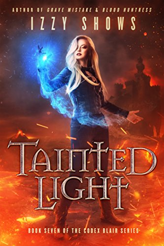 Download Tainted Light (Codex Blair Book 7) (English Edition) B075X5S26D