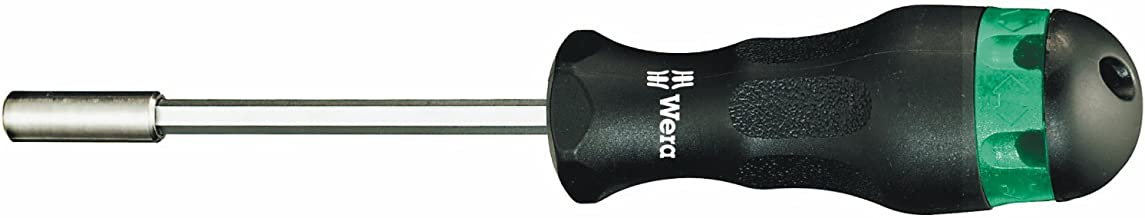 Wera 05346280001 Kraftform 819-1-6 Ph Hexagon Combination Screwdriver, Strong Permanent Magnet, With Vario-Slotted-Phillip...