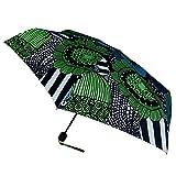 marimekko (マリメッコ) 折りたたみ傘 グリーン 16.5x5x5cm 並行輸入品