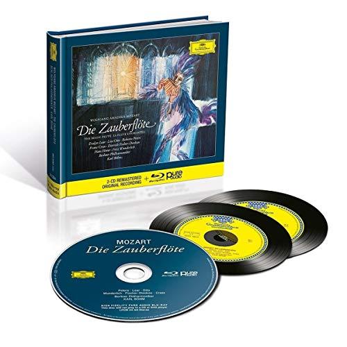 Karl Böhm: Mozart – Die Zauberflöte (Ltd. Edt.)