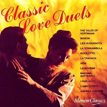 Classic Love Duets: Music from the Operas of Verdi, Offenbach, Massenet, Meyerbeer, Bellini, Puccini, Leoncavallo, Mascagni and Giordano