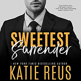 Sweetest Surrender     The Serafina: Sin City Series, Book 3              By:                                                                                                                                 Katie Reus                               Narrated by:                                                                                                                                 Jeffrey Kafer                      Length: 4 hrs and 20 mins     49 ratings     Overall 4.6