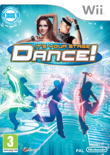 Dance! It's your stage [import anglais]
