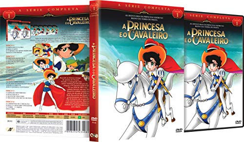 A Princesa E O Cavaleiro - Volume 1