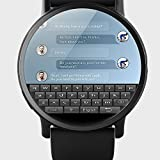 JKC 4G Smart Watch Android 7.1 with GPS Sim Card WiFi 2.03 Inch Screen 8MP Camera Heart Rate Smartwatch for Men Women
