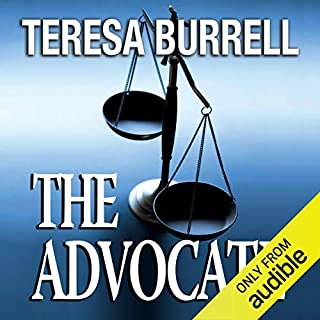 The Advocate (The Advocate Series) cover art