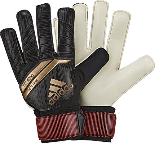 adidas Adult Predator 18 Replique Soccer Goalkeeper Glove Black Size 9