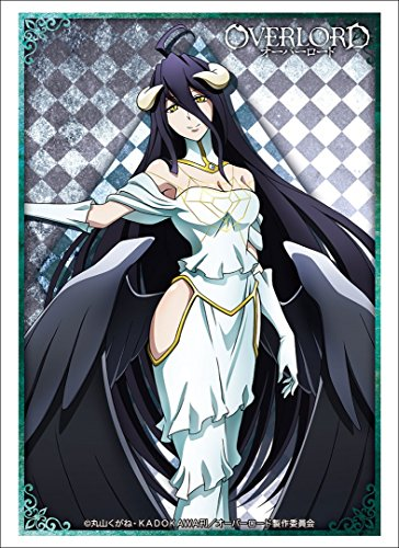 Over Lord Albedo Trading Card Game Character Sleeve Collectible Anime Art Vol.1463 image