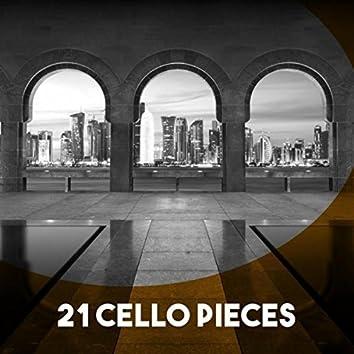 21 Cello Pieces