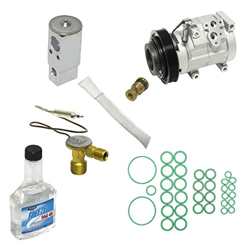 Universal Air Conditioner KT 1964 A/C Compressor and Component Kit
