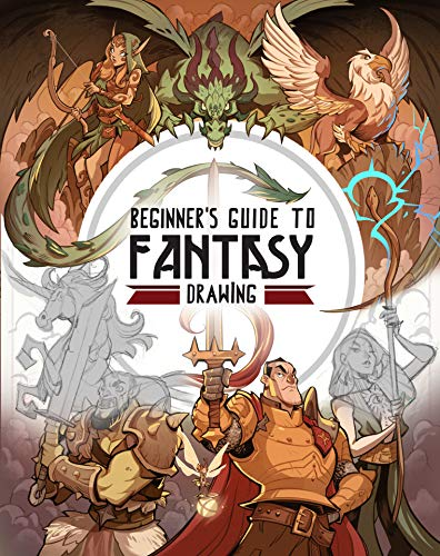 Beginner\'s Guide to Fantasy Drawing