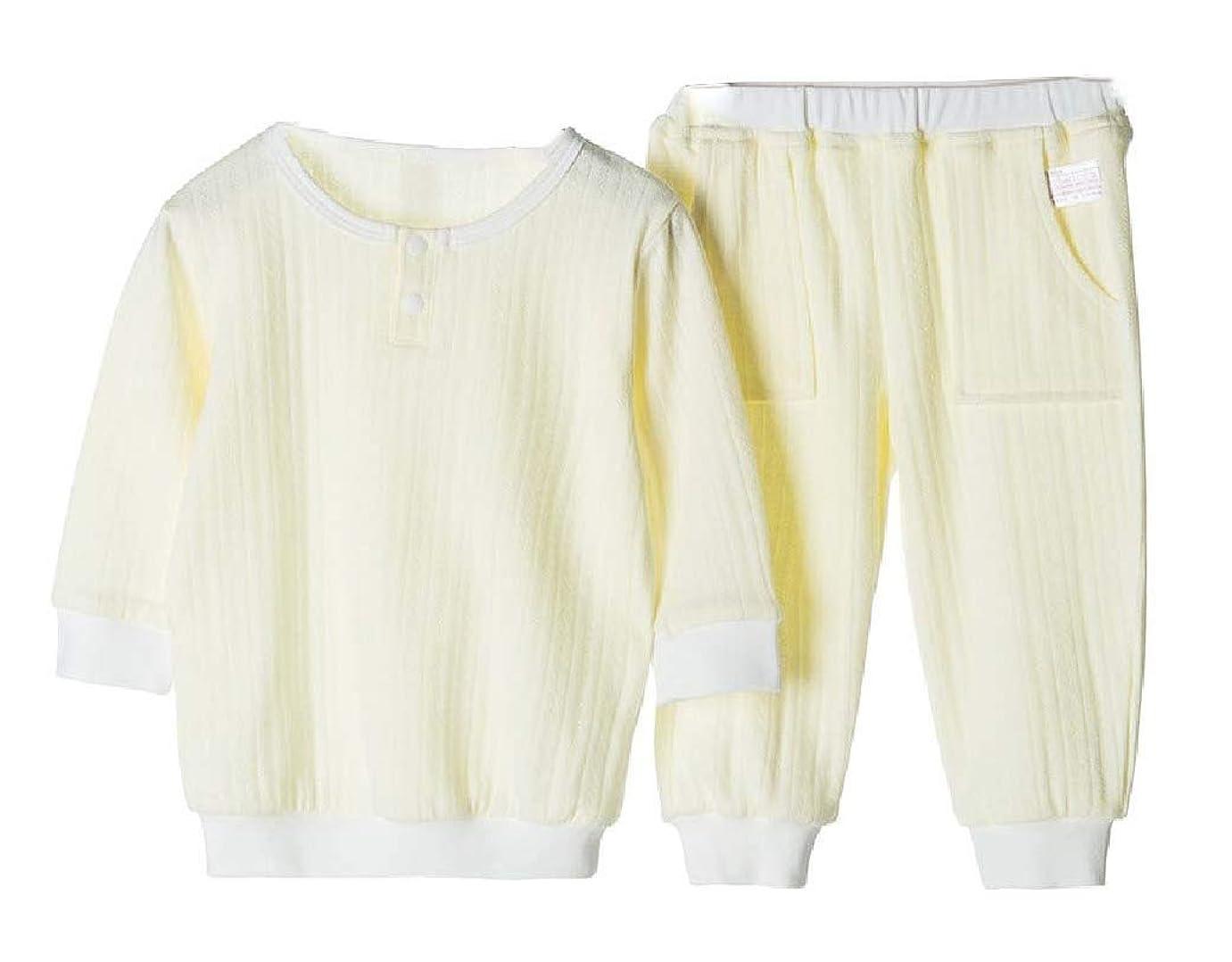 エキス排出統合するRomancly Boys Pajamas Long Pants Crew Neck Cotton Sweatsuit for Boys and Girls