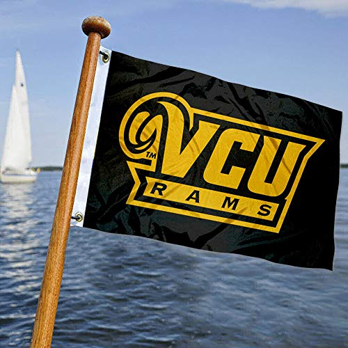 College Flags & Banners Co. VCU Rams Boat and Nautical Flag
