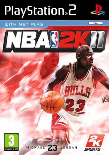 2K GAMES NBA 2K11 PS2
