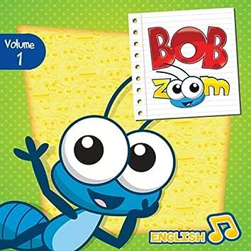 Bob Zoom, Vol. 1: English