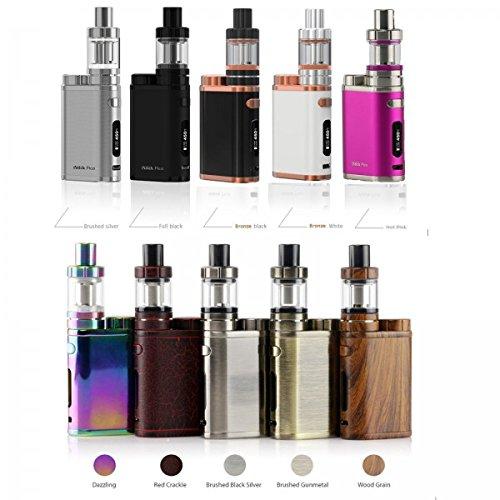 E Zigarette Eleaf iStick Pico 75 Watt Full Kit inkl. Melo 3 (verschiedene Farben), Farbe:weiß
