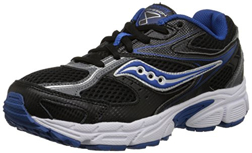 Saucony Cohesion 8 Lace Sneaker (Little Kid/Big Kid), B...