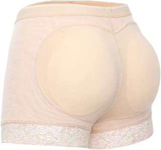 Joyshaper Damen Unterhose Padded Höschen Pushup Panties Seamless Unterwäsche Slip Shapewear Briefs