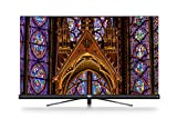 TCL DC748 55-Inch Ultra HD 4K Smart TV HDR10 Ultra Thin Smart Freeview Play TV with Built in JBL Sound Bar - Black (2018 Model)