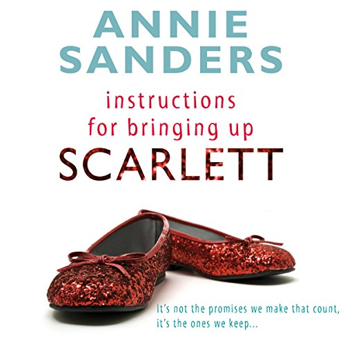 Instructions for Bringing Up Scarlett audiobook cover art