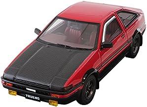 MARK43 1 / 43 Toyota sprinter trueno AE86 Levin GT APEX (the sports wheel) red (carbon bonnet)