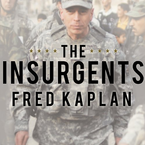 The Insurgents audiobook cover art