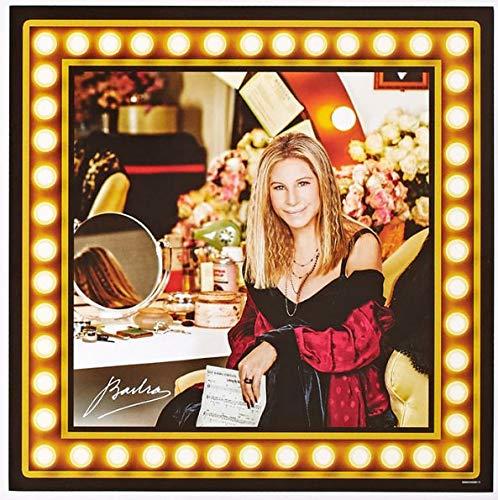 Barbra Streisand - EncoreMovie Partners Sing Broadway w/12x12 insert Exclusive Lavender Vinyl LP
