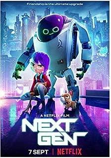 zolto poster Rare Poster Netflix Next GEN 12