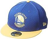 New Era NBA Sports Mesh Golden State Warriors OTC Gorra, Hombre, Azul (Blue), 7 0/0