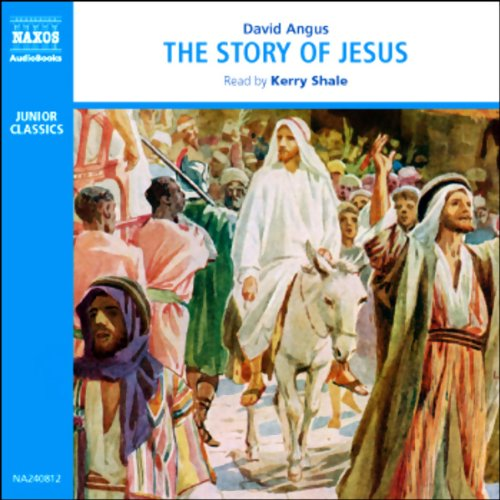 The Story of Jesus audiobook cover art
