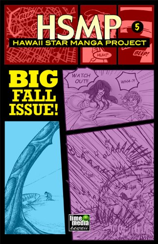 Hawaii Star Manga Project #5 (English Edition)