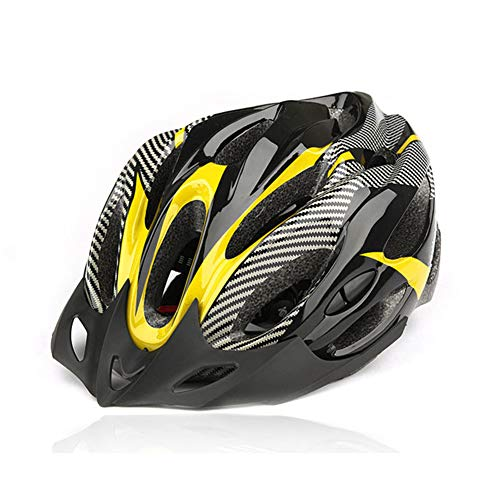 Fahrradhelm, ultraleicht, Fahrradhelm mit integrierter Form, sichere Kappe