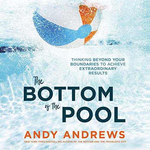 The Bottom of the Pool audiobook cover art
