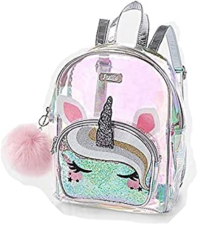Best justice holographic backpack Reviews