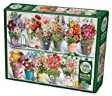 Cobble Hill 1000 Piece Puzzle - Beaucoup Bouquet - Sample Poster Included