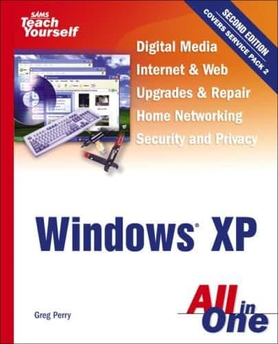Sams Teach Yourself Windows XP All in One
