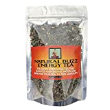Natural Buzz Energy Tea-Boosts Your Energy And Calms Your Mind-More Energy And Health Benefits Than...