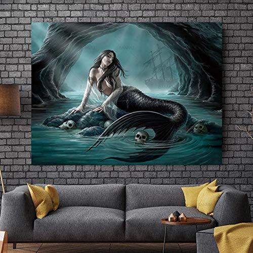 Canvas Schilderij Muur Art Schilderij Home Art Canvas Schilderij Schoonheid Afbeeldingen Kunstdrukken op Canvas Decoratie voor Woonkamer Schilderij 20cmX30cmX1Pc