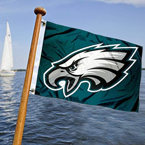 WinCraft Philadelphia Eagles Boat and Golf Cart Flag