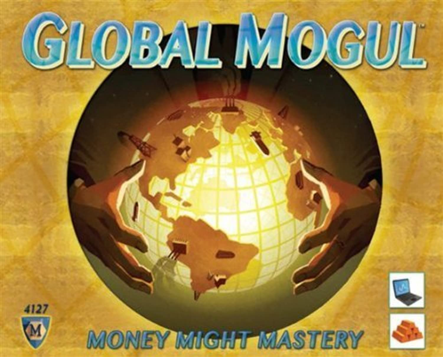 Mayfair Global Mogul Board Game by Games