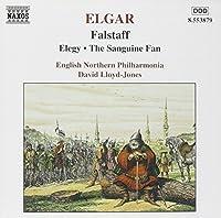 Elgar: Falstaff/ Elegy/ The Sanguine Fan (1999-03-09)